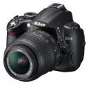Nikon D5000 Appareil photo numérique - Reflex - Objectif AF-S