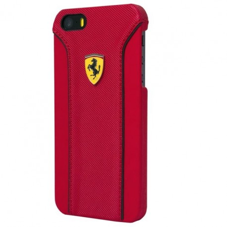 COQUE FERRARI ROUGE APPLE IPHONE 6