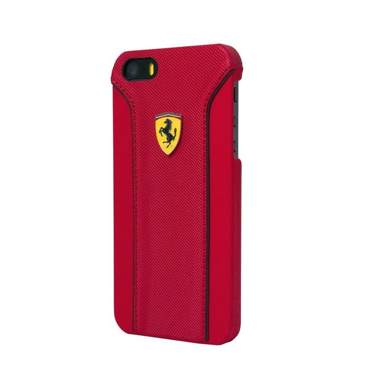 coque ferrari rouge apple iphone 6. Black Bedroom Furniture Sets. Home Design Ideas