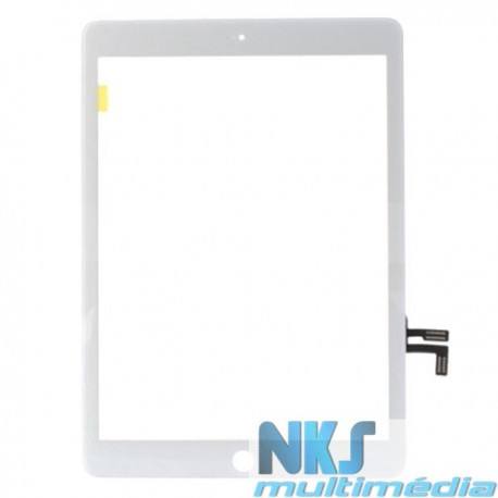 ÉCRAN TACTILE Vitre iPad 5 iPad Air blanc