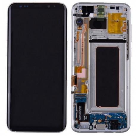 Ecran LCD Tactile complet Samsung S8 Plus G955