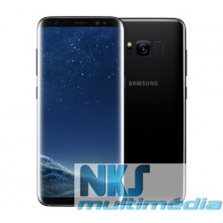 Samsung Galaxy S8 - Single-SIM (SIM unique) - 64 Go - Noir
