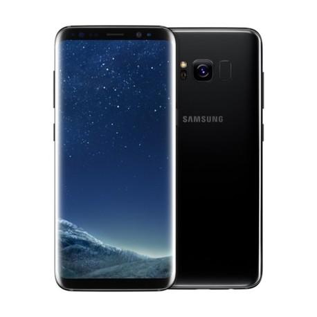 Samsung Galaxy S8 - Single-SIM (SIM unique) - 64 Go - Noir