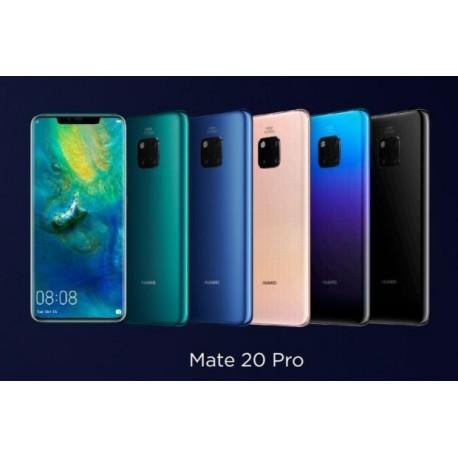 Huawei Mate 20 Pro - Double SIM - 128 Go - Noir - GSM