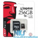 Micro SD 256 Go Kingston Class 10
