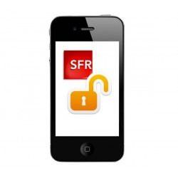 Desimlocage iPhone SFR france