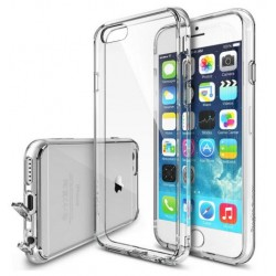 Coque silicone transparente iphone