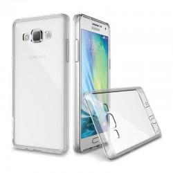 Coque silicone transparente Samsung
