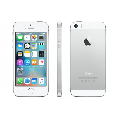 IPHONE 5S 16GO ARGENT Reconditionné